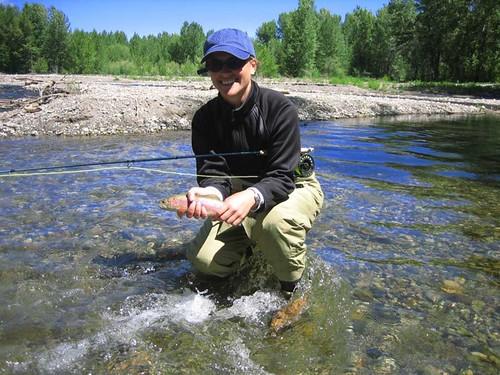 Silver creek idaho fishing report backwater angler for Silver creek idaho fishing