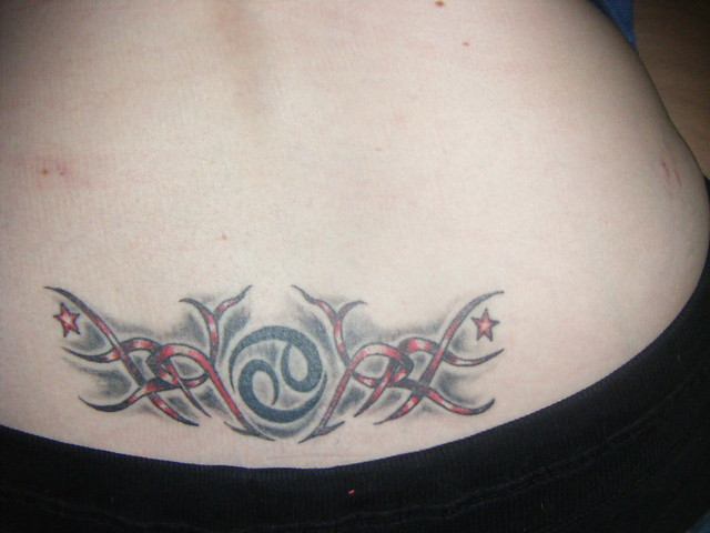 tattoo on my back