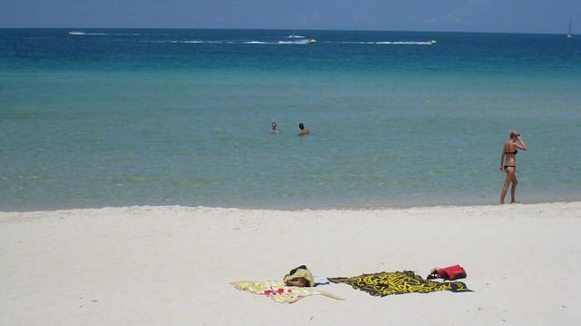 Chaweng Beach on Koh Samui