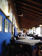 Comedor de Menú del Restaurante Untzigain