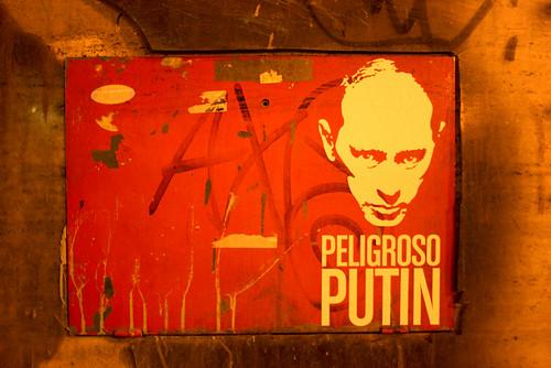 Peligroso Putin