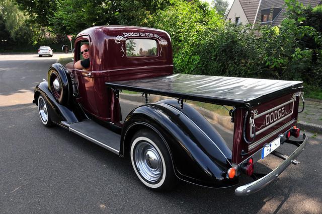 dodge ram pickup 1936 flickr photo sharing. Black Bedroom Furniture Sets. Home Design Ideas