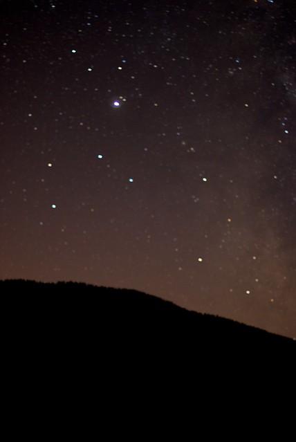 Jupiter et la Constellation du Sagittaire | Flickr - Photo Sharing! Jupiter