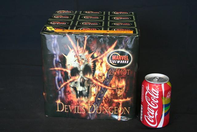 Epic Fireworks - Devils Dungeon