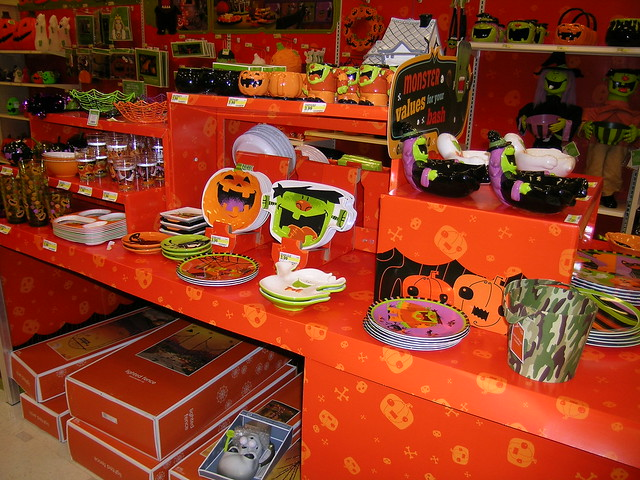 Target Halloween Decor 2008 Flickr Photo Sharing