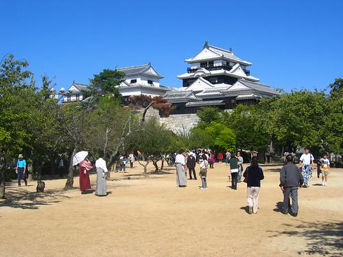 Matsuyama-jo