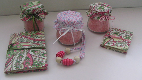 Handmade Christmas Gift Sets