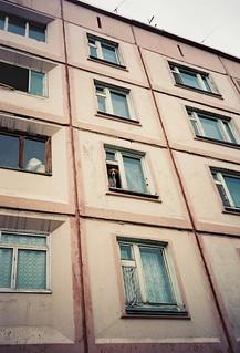 Russian Prefab Homes