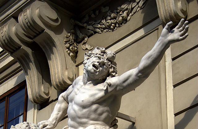 Statue - Vienna - Austria
