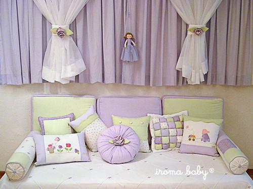 Quarto de bebê lilás | Flickr - Photo Sharing!