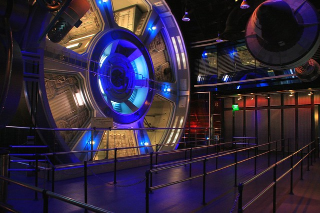 Mission Space: Empty Queue
