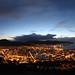Bergen by Night - Nov. 2008 by Morten Hoff