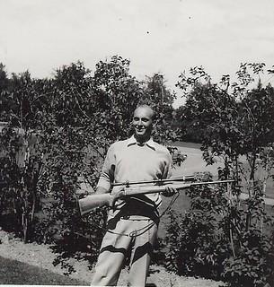 Ted Kindel Sniper