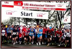 33 . LBS Nikolauslauf Tübingen