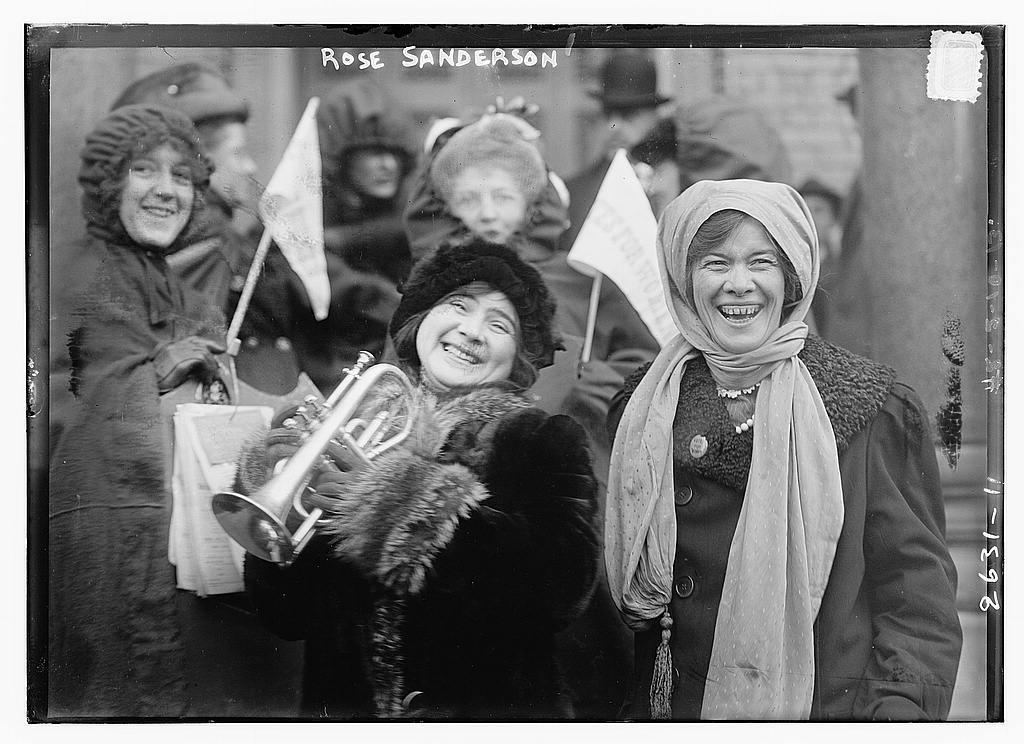 Rose Sanderson [i.e., Sanderman]  (LOC)