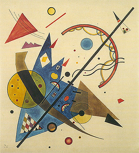 Image of Kandinsky work