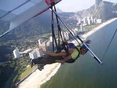 wing(0.0), adventure(1.0), air sports(1.0), sports(1.0), recreation(1.0), outdoor recreation(1.0), windsports(1.0), hang gliding(1.0), gliding(1.0), extreme sport(1.0), flight(1.0),
