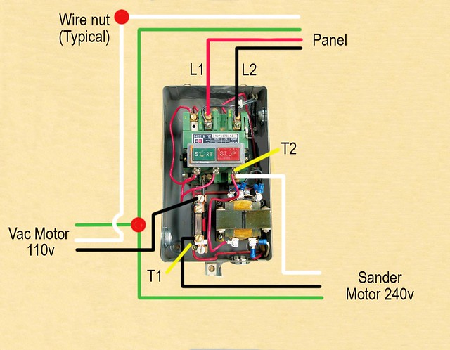 furnas magnetic starter wiring diagram http://wwwflickrcom/photos