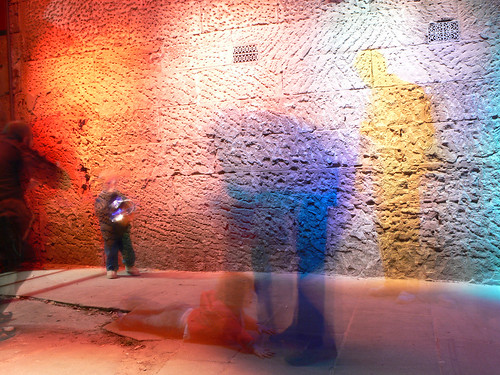 Colour, Light and Shadow (Cadmans Cottage, Sydney)