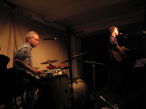 Richard Youngs with Damon Krukowski