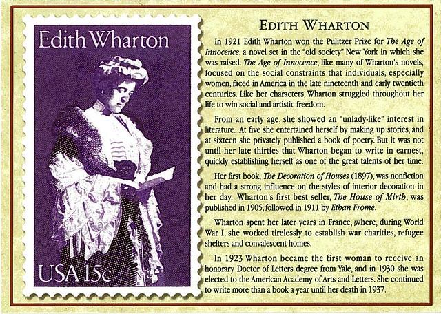EDITH WHARTON: TITLE COMMENTARY