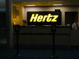 Hertz Rental Car Counter | by mrkathika