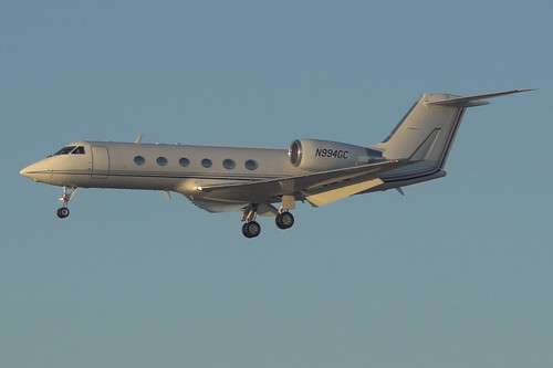 Private Gulfstream G-IV(SP) N994GC