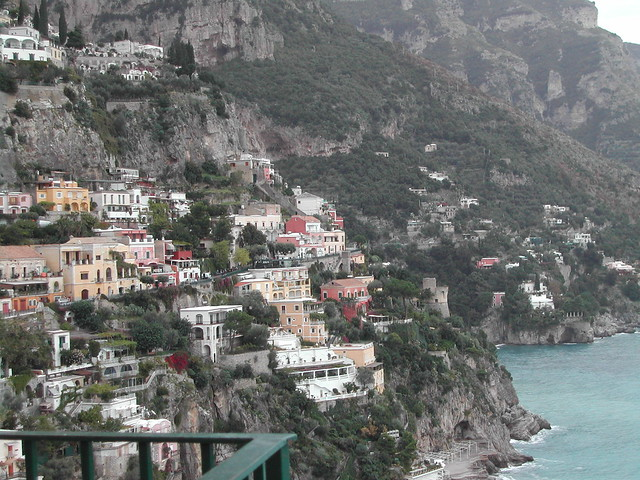 Heaven on Earth (Positano) 2004