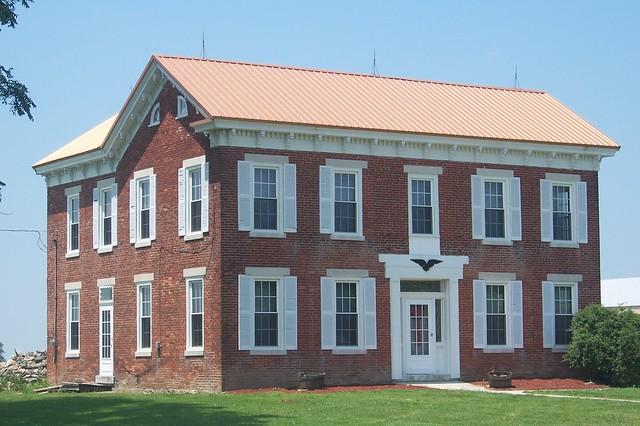 Mathews Hoosier Homestead Farm