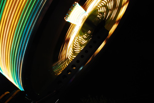 longexposure carnival summer de lights fair delaware middletown stjosephparishcarnival
