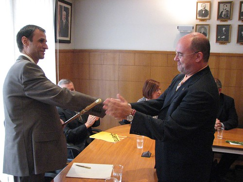 Constitució Ajuntament Calella