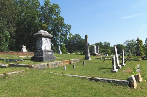 Goodwater United Methodist Church Cemetery