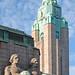 La gare centrale (Helsinki) by dalbera