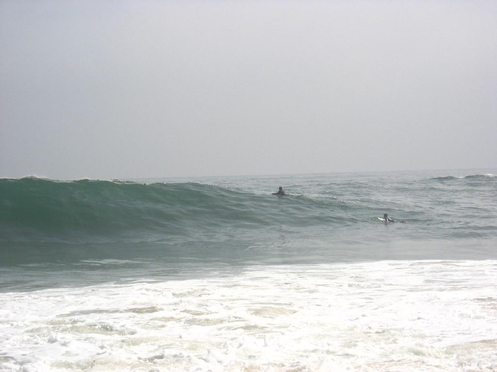 пляж ренака