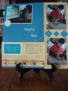 Magic Man--The Year of Card Tricks