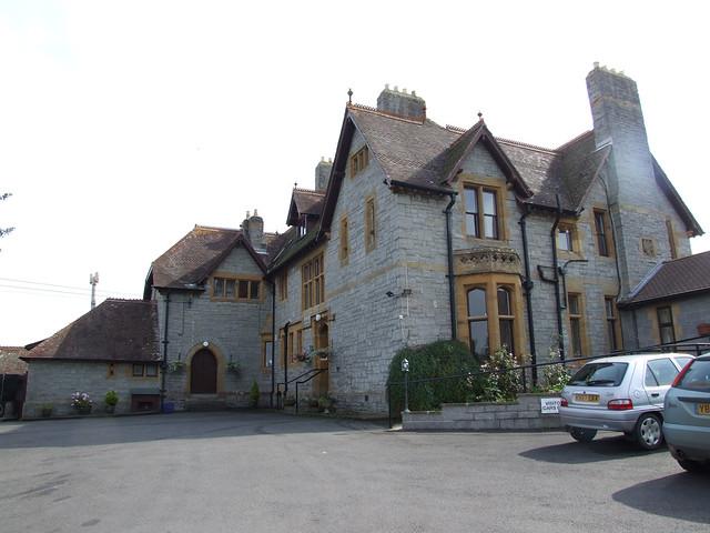 Old Vicarage Care Home Burtonwood