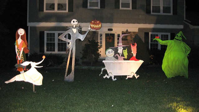 Halloween '10 - Yard Display Inspiration - a gallery on Flickr