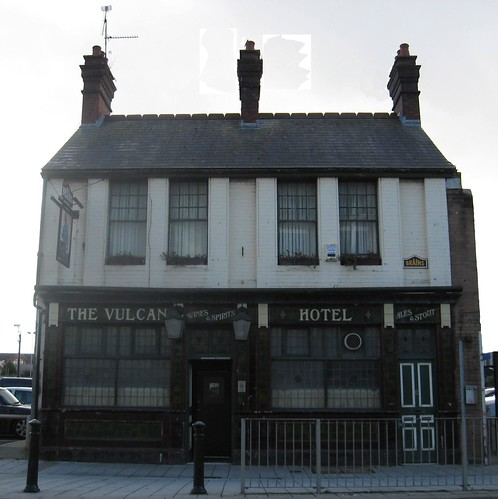 The Vulcan Hotel Cardiff