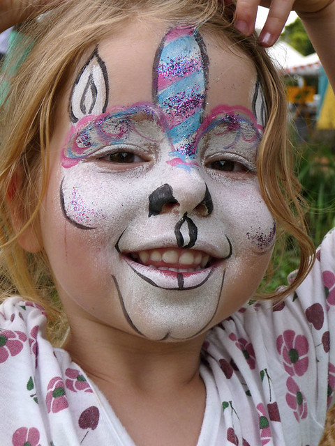 Unicorn Face Painting Explore Mosman Council S Photos On