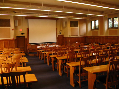 Law School Classroom