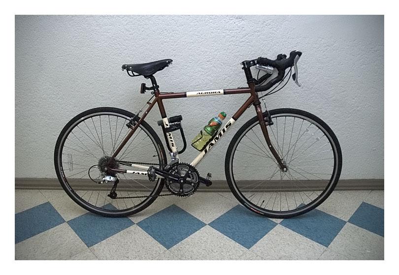 u lock mounting problems with water bottle bike forums. Black Bedroom Furniture Sets. Home Design Ideas
