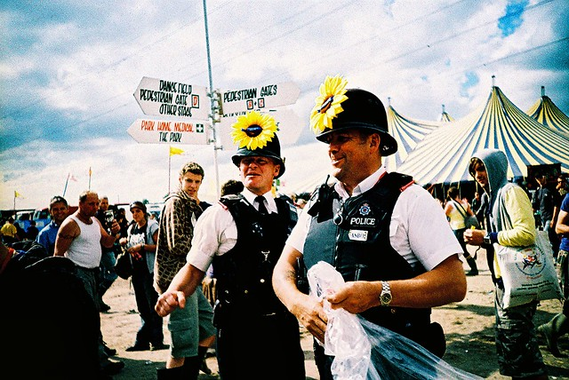 Glastonbury Police by Kristie...