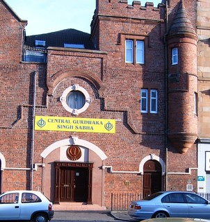 004.e.Central Gurdwara - Glasgow