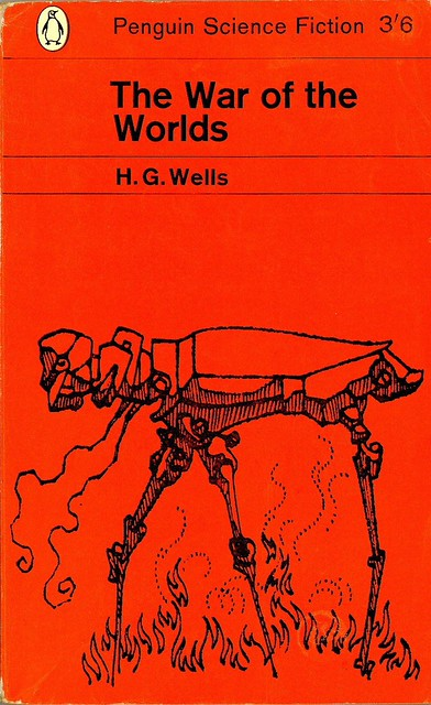'The War of the Worlds' - H.G. Wells