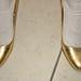 zapatos dorados by V I O L E T T