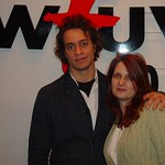 Amos Lee at WFUV with Claudia Marshall