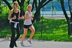 Fit durch den Sommer – Ausdauersport in der heißen Jahreszeit