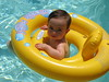 Swimming Micah