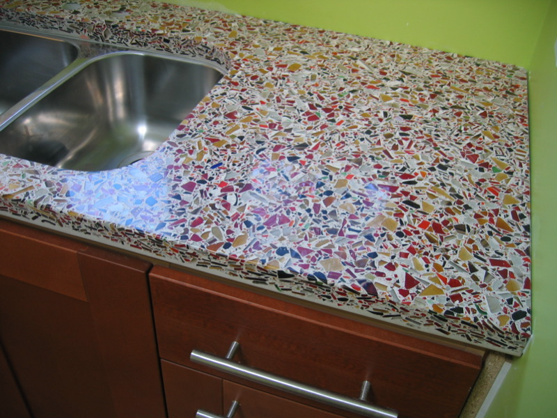 Concrete countertop   Flickr - Photo Sharing!