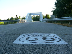 Route 66 Rainbow Bridge